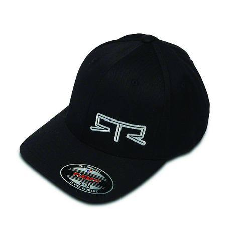 RTR Black FlexFit Hat