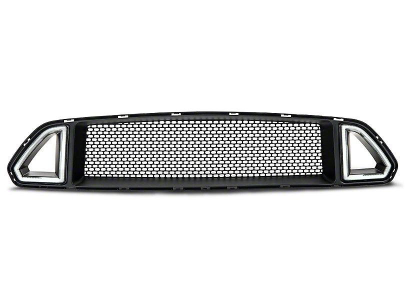 RTR Upper Grille w/ LED Accent Vent Lights (15-17 Mustang - GT, EcoBoost, V6) - RTR Vehicles