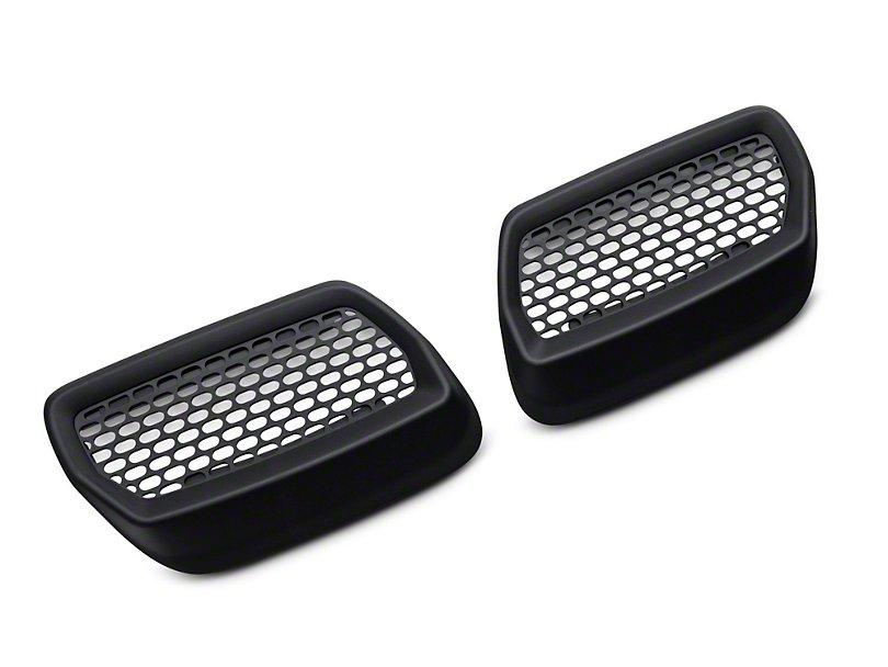 RTR Hood Vents (18-21 Mustang - GT & EcoBoost) - RTR Vehicles