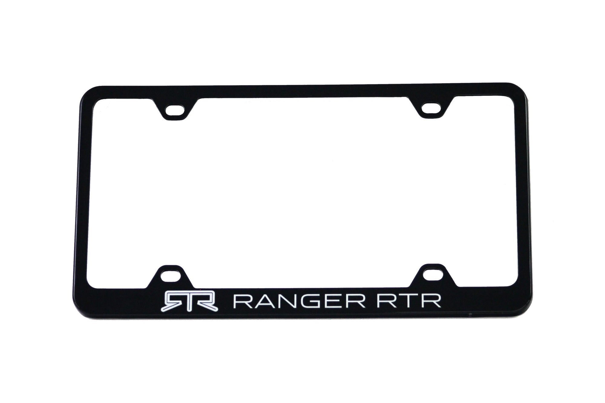 Ranger RTR License Plate Frame - RTR Vehicles
