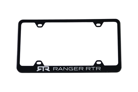 Ranger RTR License Plate Frame