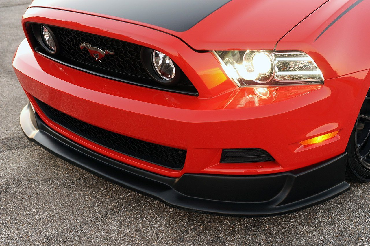 RTR Front Chin Spoiler (13-14 Mustang - GT, V6) - RTR Vehicles