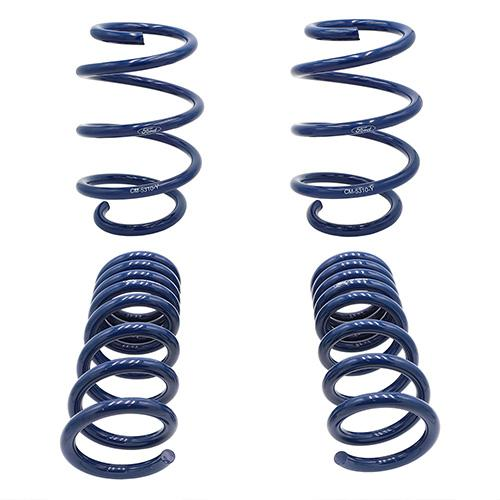 Ford Performance Lowering Springs (18-21 GT w/ MagneRide; 15-18 GT350) - RTR Vehicles