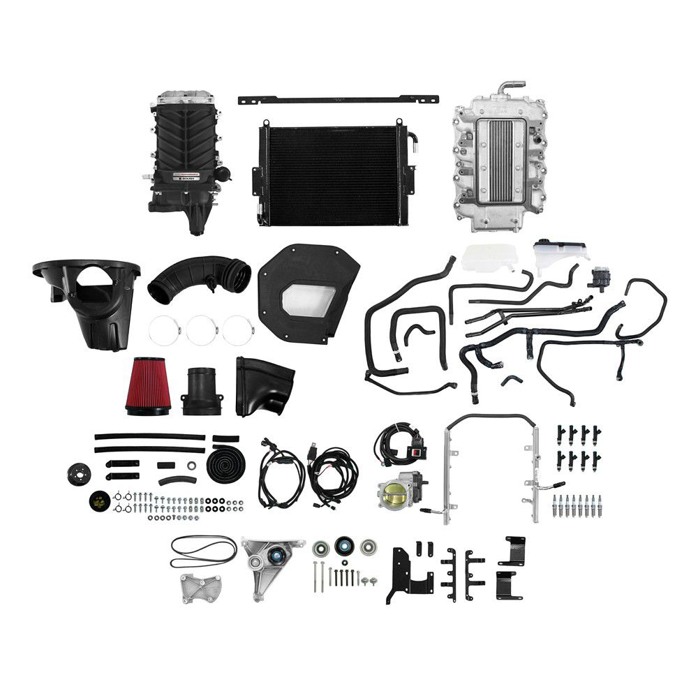 Ford Performance Supercharger Kit TVS 700 Horsepower Mustang GT 2018-2019 - RTR Vehicles