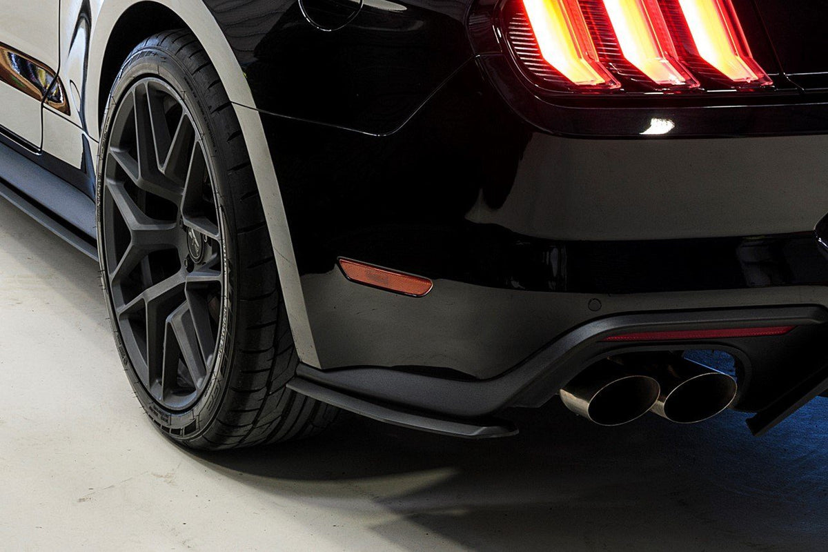 RTR Quarter Splitters (18-21 Mustang - GT & EcoBoost) - RTR Vehicles