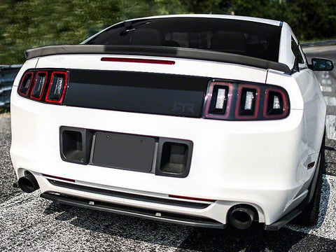 RTR Decklid Panel  (10-14 All)