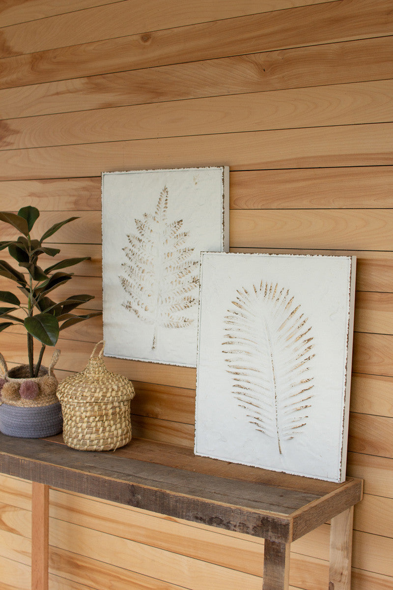 Pressed Tin Fern