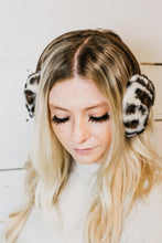 Load image into Gallery viewer, Leopard Earmuffs