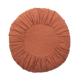 Round Russet Pillow