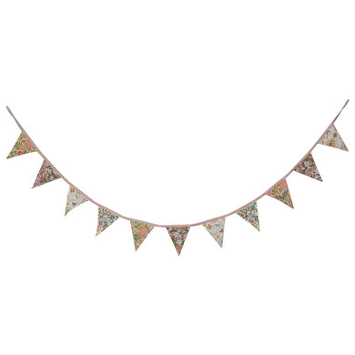 Forest Friends Flag Garland