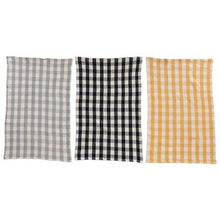 Load image into Gallery viewer, Gingham Towels