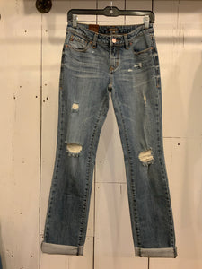 Dear John Distressed Denim