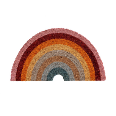 Rainbow Door Mat