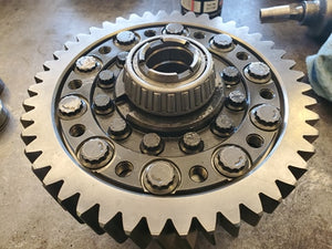 Wavetrac H22 Differential AWD Machining OPTION 3