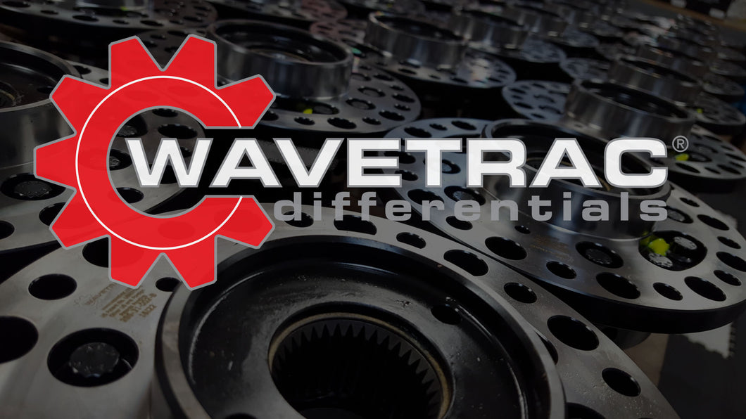 Wavetrac H22 Differential AWD Machining OPTION 1