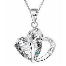 Load image into Gallery viewer, Heart Shaped  Necklace