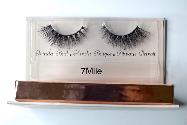 7 Mile 3D M. Lashes
