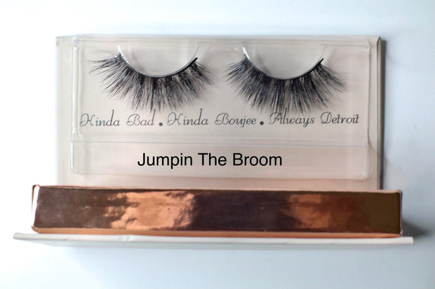Jumpin The Broom 3D M. Lash