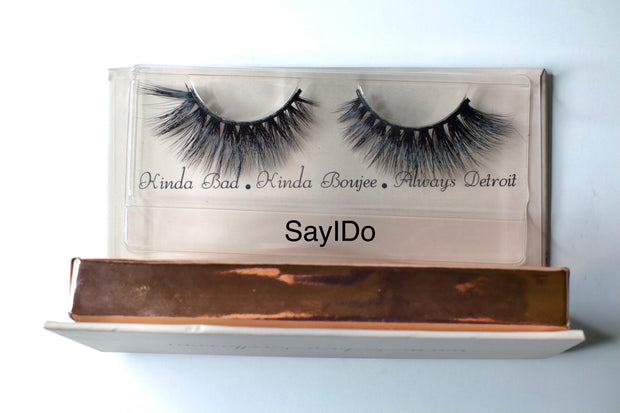 Say I Do (Bridal) M. 3D Lash