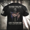 (TSM93) Airman T-shirt - Thanks God