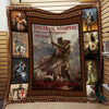 (QL313) LDA Knight Templar quilt - The devil whispers