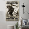 (cv745) LHĐ soldier Poster - call on me brother