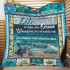 (QL34) LHD ocean quilt - Life is like the ocean
