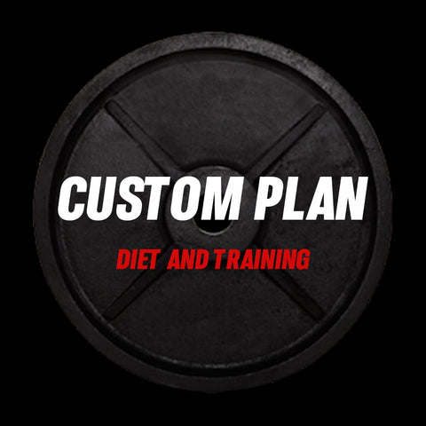 Custom Diet & Training Plan