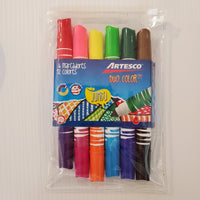 Duo Color x 6/12 Marker set- Artesco