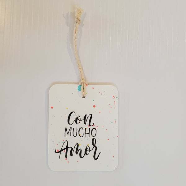 Gift tags - Be Creative