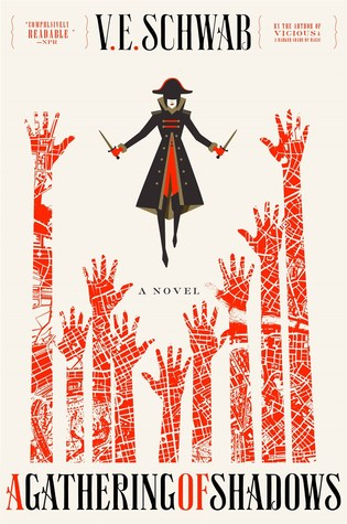Gathering of Shadows - V.E. Schwab (Versión Autografiada)
