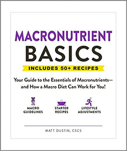 Macronutrient Basics - Matt Dustin