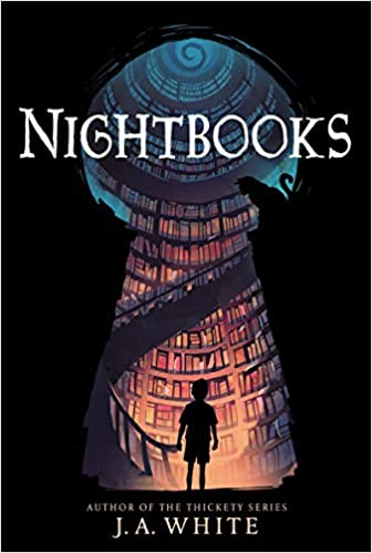 Nightbooks - J. A. White