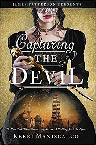 Capturing the Devil (Stalking Jack the Ripper- Bk. 4) - Kerri Maniscalco