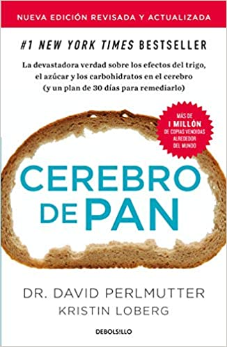 Cerebro de pan - David Perlmutter
