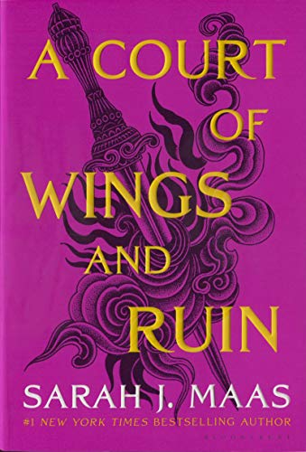 A Court of Wings and Ruin (A Court of Thorns and Roses -Bk 3)