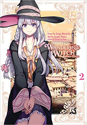 Wandering Witch, Vol. 2: The Journey of Elaina - Jougi Shiraishi