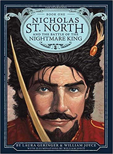 Nicholas St. North and the Battle of the Nightmare King  (The Guardians-Bk. 1) - William Joyce