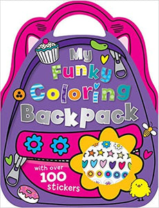 My Funky Coloring Backpack