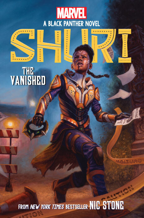 The Vanished (Shuri Bk. 2) - Nic Stone