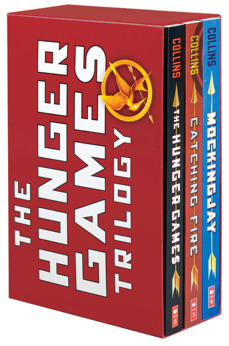 The Hunger Games Trilogy Box Set: Paperback Classic Collection