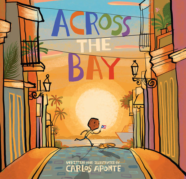 Across the Bay - Carlos Aponte