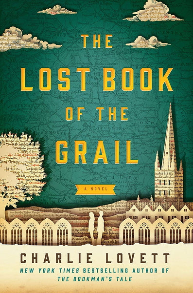 The Lost Book of the Grail - Charlie Lovett