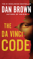 The Da Vinci Code (Robert Langdon)- Dan Brown