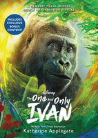 The One and Only Ivan Movie Ti -  Katherine Applegate