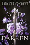 And I Darken Trilogy - Kiersten White