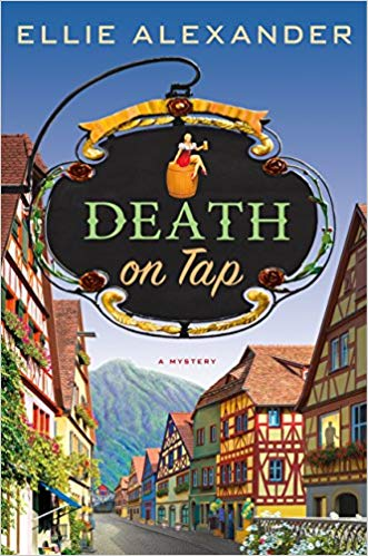 Death on Tap (Sloan Krause Series -Bk 1) - Ellie Alexander