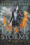 Empire of Storms - Sarah J. Maas (Throne of Glass - Book 5)