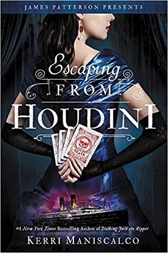 Escaping from Houdini (Stalking Jack the Ripper- Bk. 3) - Kerri Maniscalco