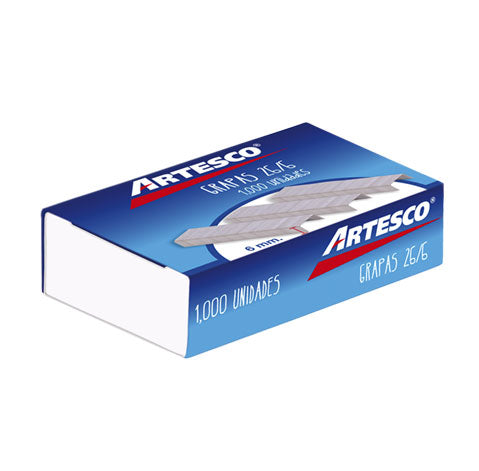 Grapas 1000 pk- Artesco